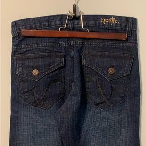 Nostic Boys Dark Wash Jeans